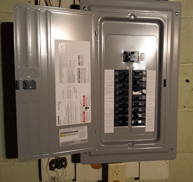 panel change fuse box replacement outlets electrical services twin cities electrical fuse box cover panel at reclaimingppi.co