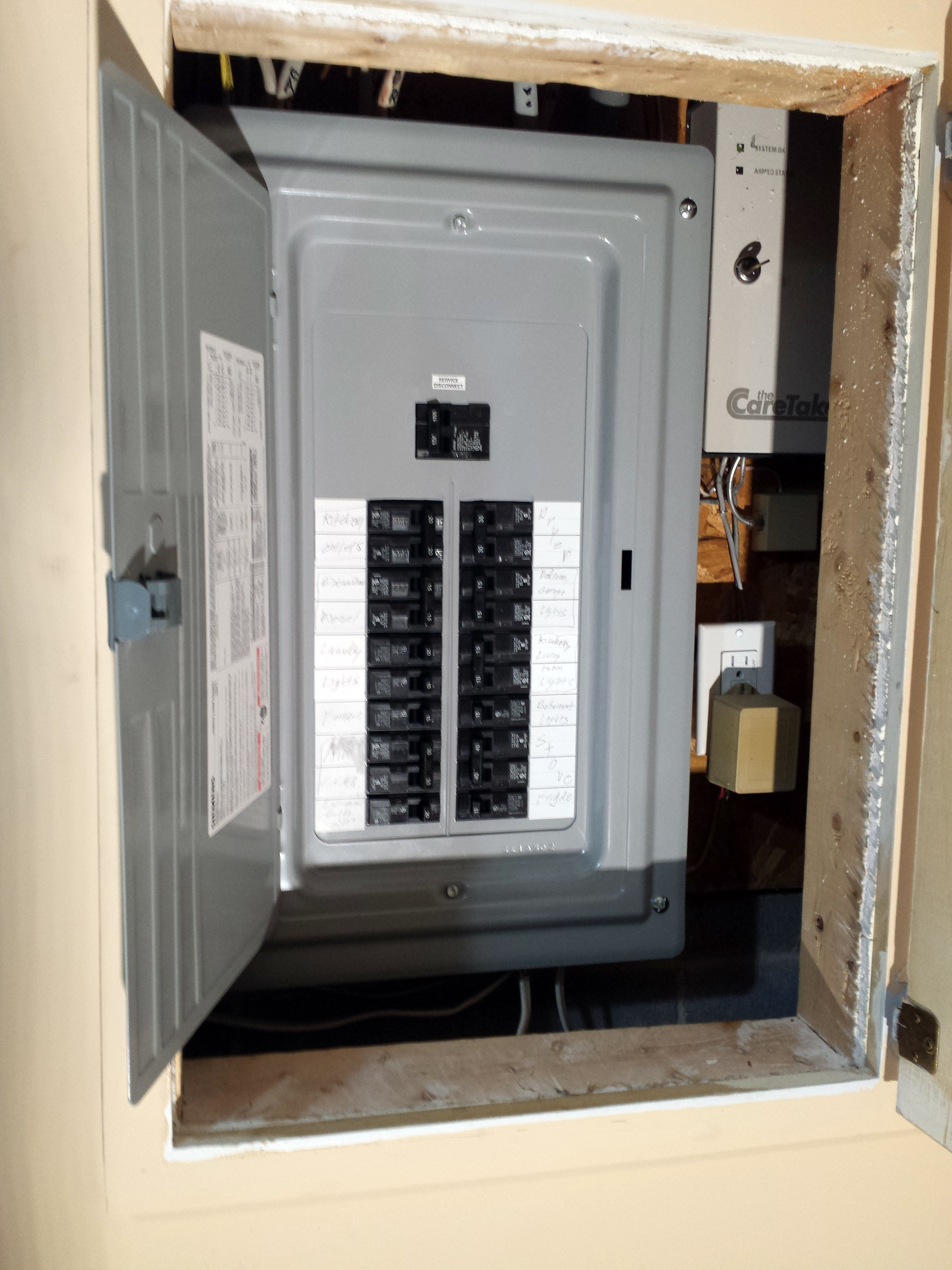 100 amp fuse box replacement in Coon Rapids